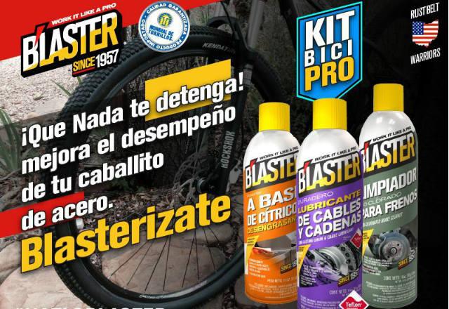 Un desengrasante eficiente es un producto básico del kit de mantenimiento de cualquier ciclista.
