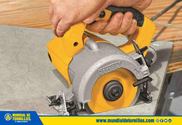 El mantenimiento regular con lubricantes de calidad es indispensable para mantener en buen estado sus discos diamantados.