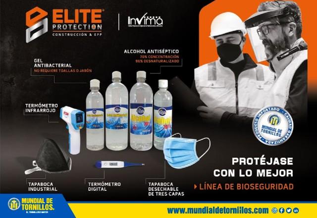 Bioseguridad Elite protection