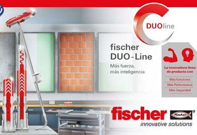 Mundial de Tornillos distribuidor autorizado de Fischer y Blaster