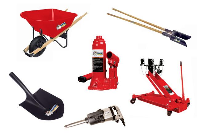 Las Super Tools facilitarán su trabajo.