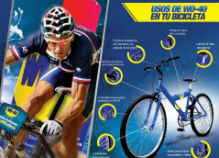 Ventajas de utilizar el WD-40 para su bicicleta