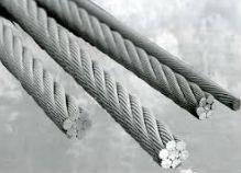 Conozca los diferentes usos de los cables de acero