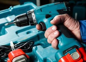Manipule de manera segura las herramientas eléctricas de su casa