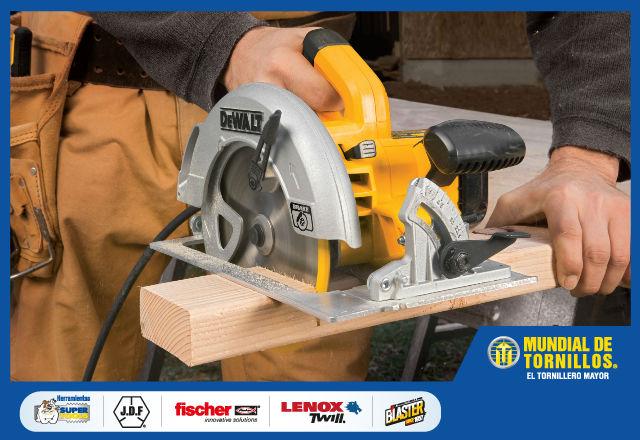 Elija su disco abrasivo dependiendo del material y el trabajo que va a realizar.