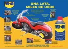 Usos del WD-40 para su moto